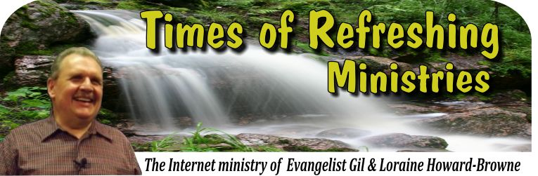 Times of Refreshing Ministries